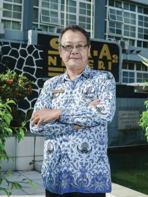 Drs. Agus Subiakto, MA