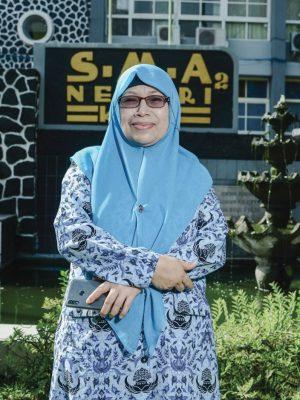 Dra. Tuhfatul Mardliyah