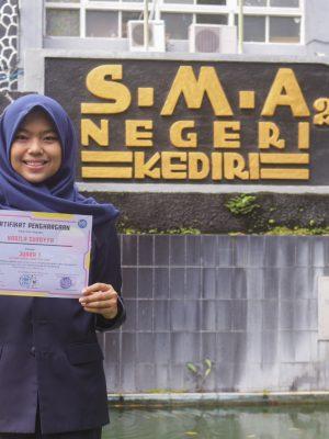 Juara 1 Lomba Essay Tingkat Nasional